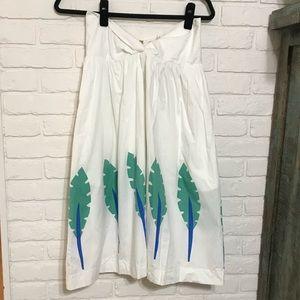 Anthropologie skirt/dress never been worn